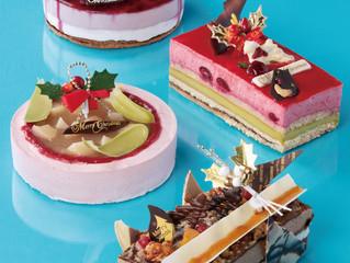 クリスマスケーキ予約スタート
