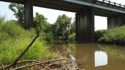 FM 485 Bridge Crossing Little Brazos