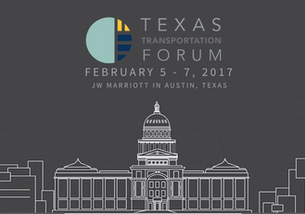 Dispatches from the 2017 Texas Transportation Forum