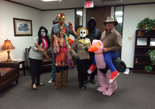 The AmaTerra Costume Contest and Chili Cookoff!
