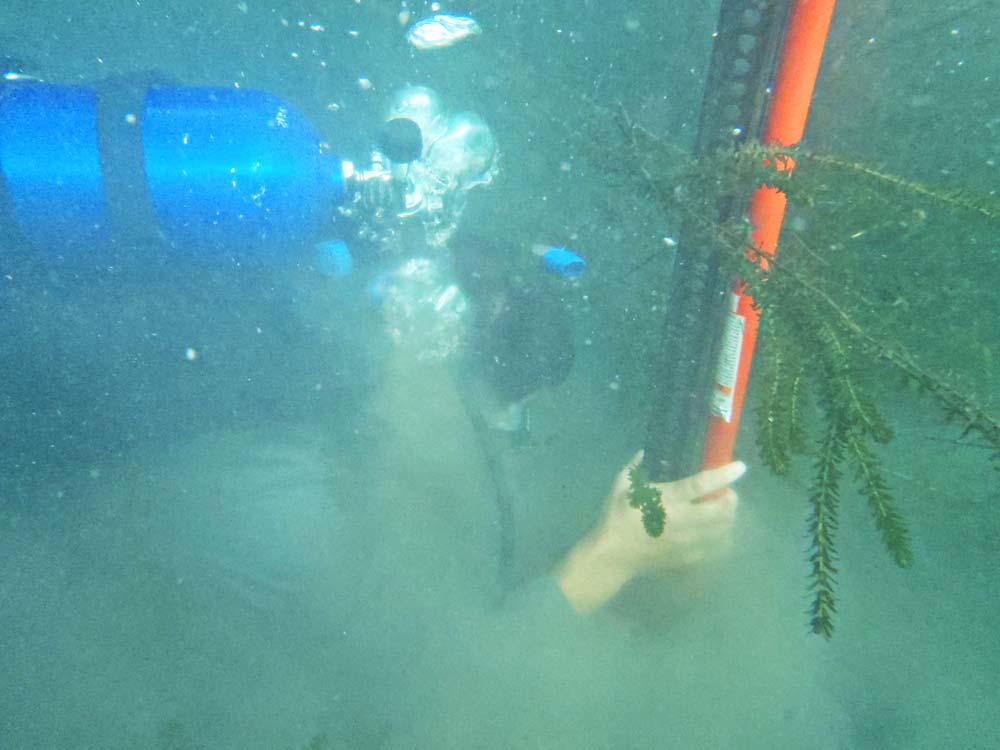 EAA SanMarcosUnderwaterCoring
