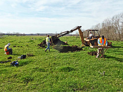 IPLTrinity River Trenching