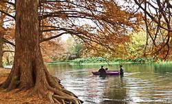 San Marcos River Survey Crew