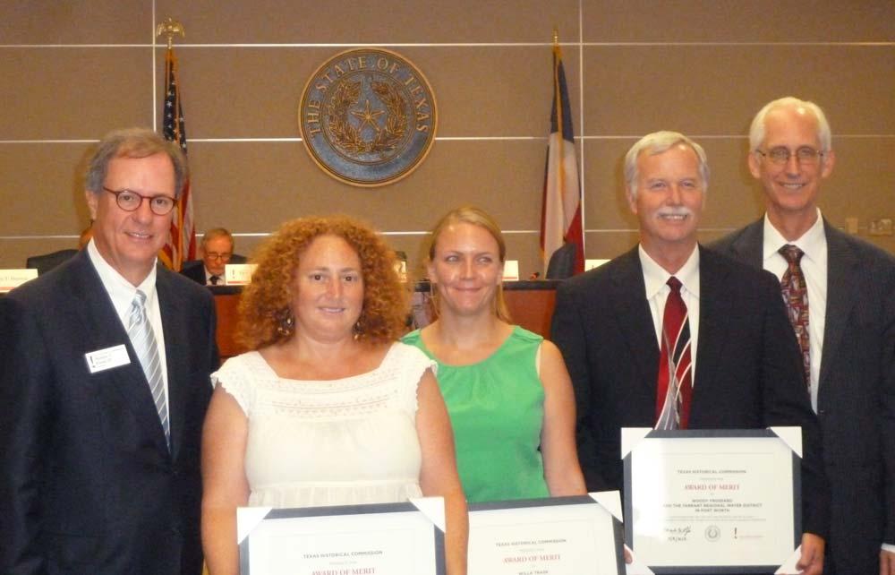 AmaTerra receives THC Merit Award