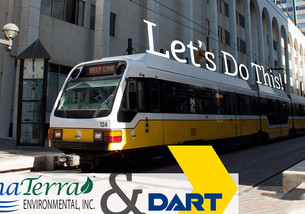"'BING!' ""That's Our Stop!"" AmaTerra to Provide CR Services for Dallas Area Rap"