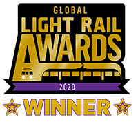 "DART D2 Subway Project Named Global Light Rail Award ""Vision of the Year"""