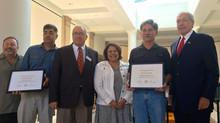 The Texas Historical Commission's Award of Merit for Archaeology Presented to AmaTerra Environme