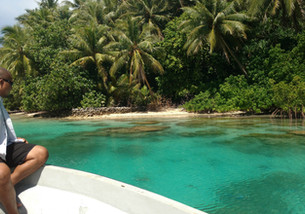 AmaTerra archaeologist returns from research at the Pingelap Atoll in the Pacific
