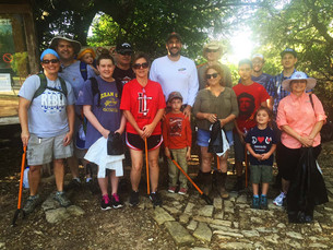 AmaTerra Cleans Up Portions of Barton Creek Greenbelt