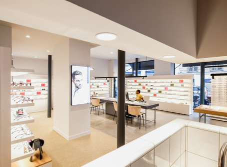 Collaboration : Boutique Optique EKLA Paris.