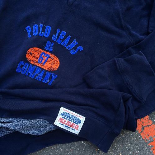 f33496e0b1 Sweatshirt Polo Jeans Company By Ralph Lauren Retro