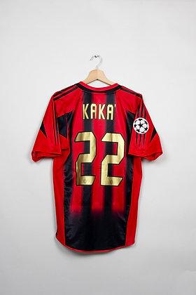 Maillot Adidas Football Milan AC 00s / S