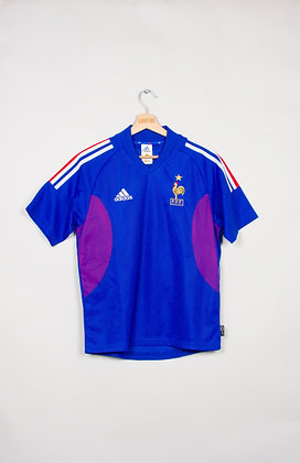 Maillot Adidas Football FFF France 00s / XS