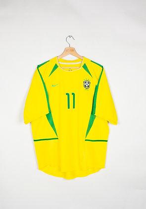 Maillot Nike Football Brésil 00s / L