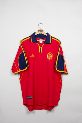 Maillot Adidas Football Espagne 00s / XL