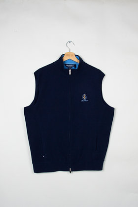 Polaire Polo Golf Ralph Lauren 90s / L