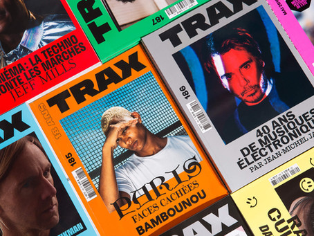 Collaboration : Trax Magazine x Trym x LineUp.
