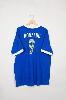 T-Shirt Nike Football Brésil 90s / XL