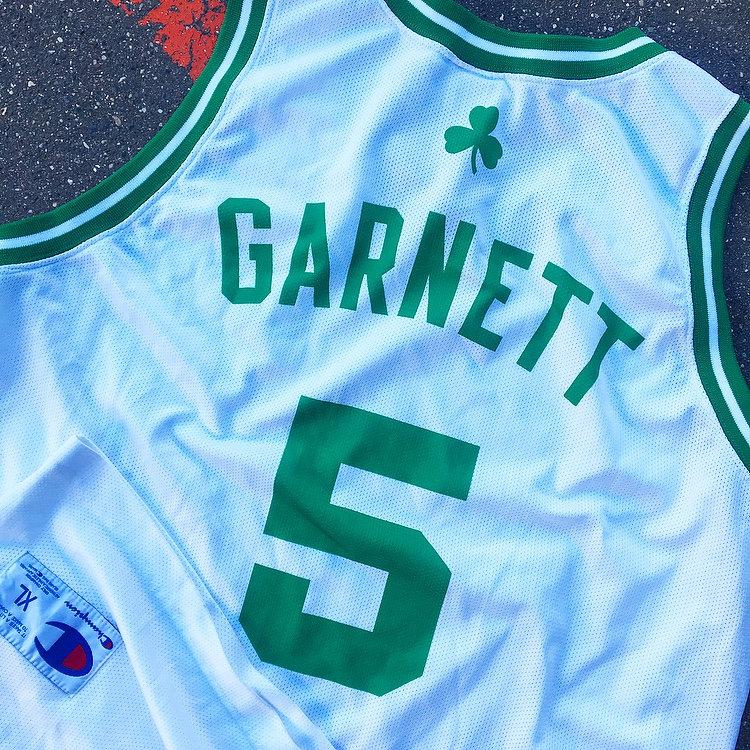half off 6c353 2f6c7 Jersey NBA Champion Boston Celtics Retro / Taille : XL