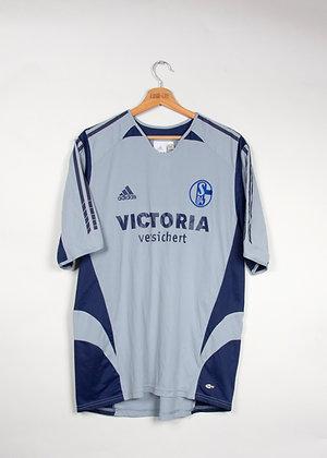 Maillot Adidas Football Schalke 04 00s / L