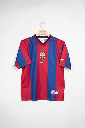 Maillot Nike Football FC Barcelone 90s / L Enfant