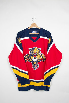 Maillot Hockey Starter NHL Florida Panther 90s / XL