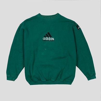 Sweatshirt Adidas Equipment 90s / L