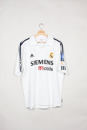 Maillot Adidas Football Réal Madrid 00s / L