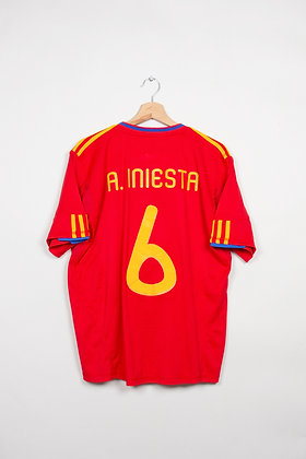Maillot Adidas Football Espagne 00s / M