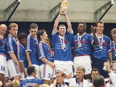 Drop : Football France 1998