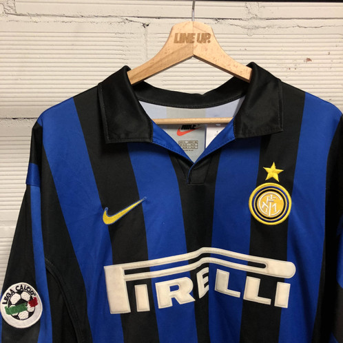 best sneakers 7def6 10d53 Jersey Nike Football Inter Milan Ronaldo / Taille : XL