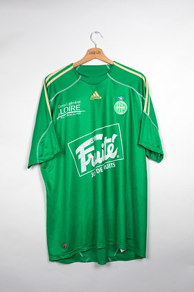Maillot Adidas Football St Etienne 00s / XL