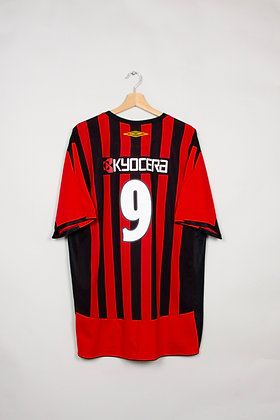 Maillot Umbro Football Paranaense 00s / XL