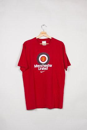 T-Shirt Nike Manchester Utd 00s / L