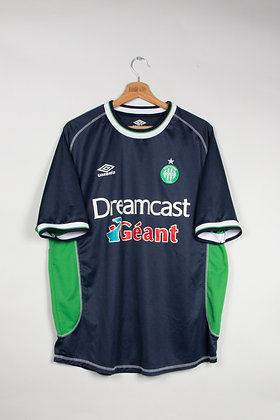 Maillot Umbro Football St Etienne 00s / XL