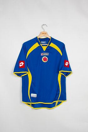 Maillot Lotto Football Colombie 2006/08 - M