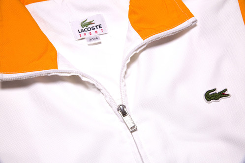 Lacoste M Sport Retro TailleSamp; Jacket Fc3TK1lJ