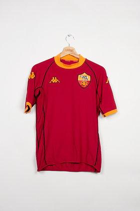Maillot Kappa Football AS Roma 00s / M