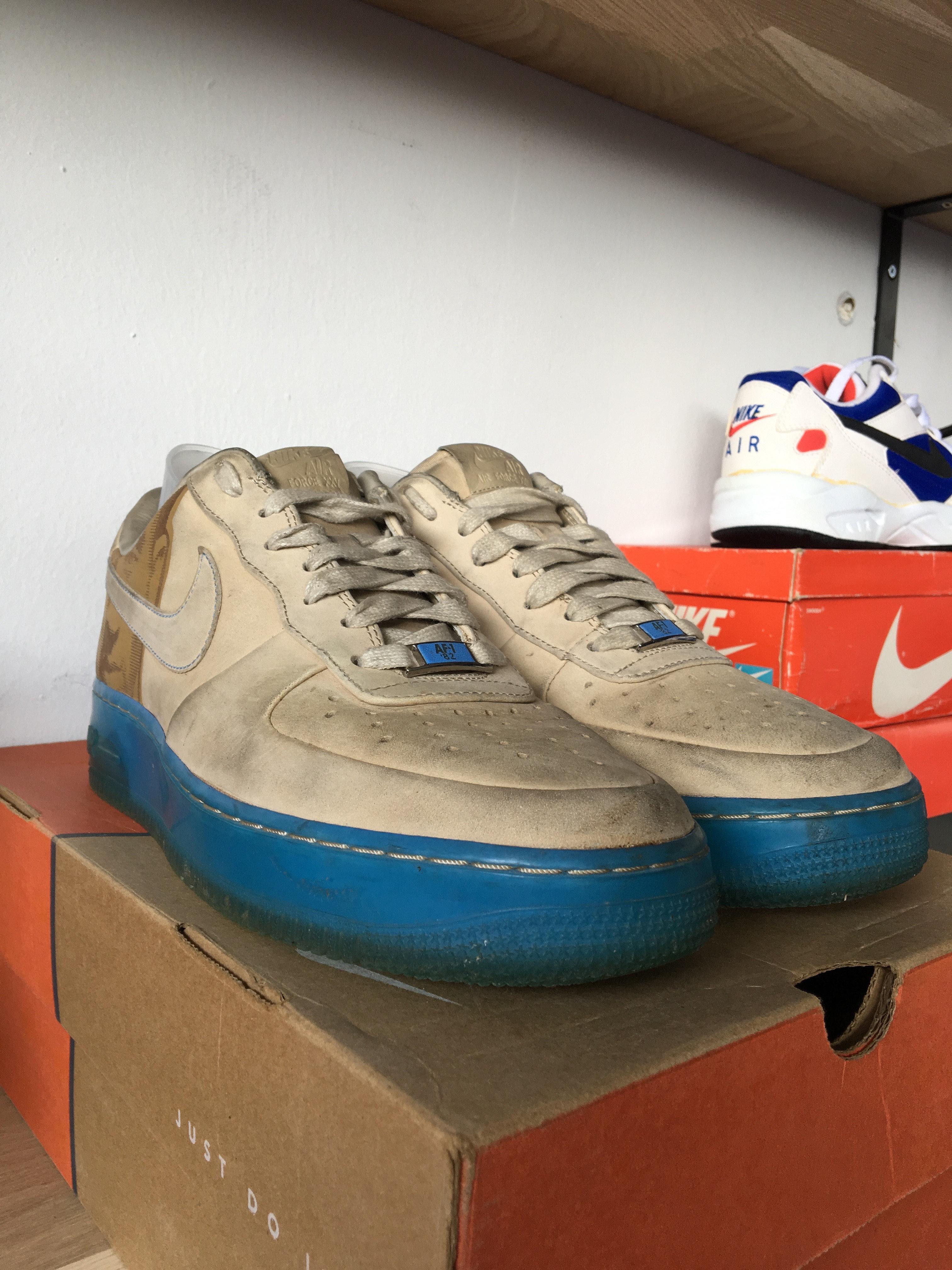size 40 f9e94 3d7c3 Nike Air Force 1 Supreme Kobe Bryant