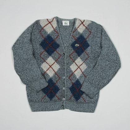 Cardigan Lacoste 80s / XS