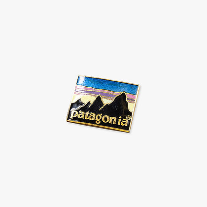 Pins Patagonia 90s