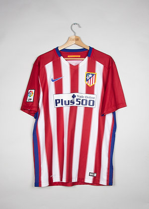 Maillot Nike football Atletico Madrid 00s / L