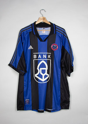 Maillot Adidas Football FC Bruges 90s / XXL