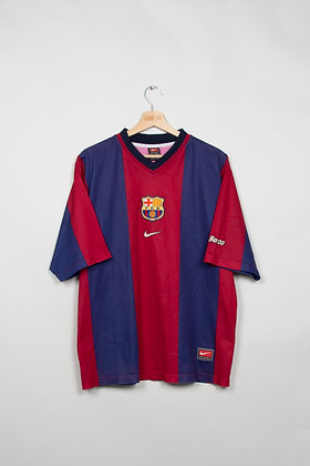Maillot Nike Football FC Barcelone 90s / L