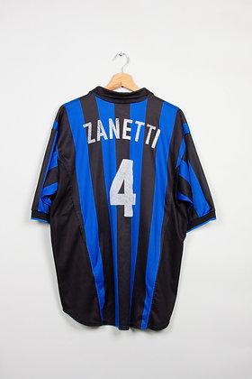 Maillot Nike Football Inter Milan 90s / XL