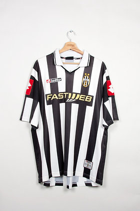 Maillot Lotto Football Juventus 90s / XL