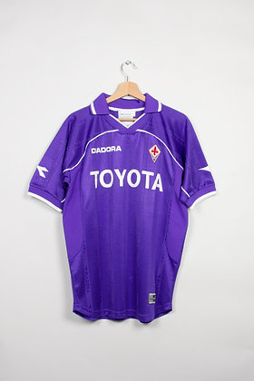 Maillot Diadora Football Fiorentina 90s / M