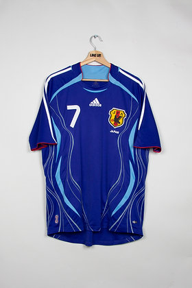 Maillot Adidas Football Japon 00s / L
