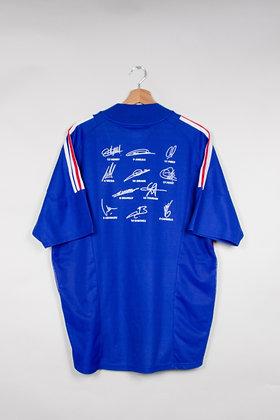 Maillot Adidas Football FFF France 00s / XL
