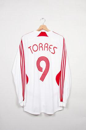 Maillot Adidas Football Liverpool 00s / L